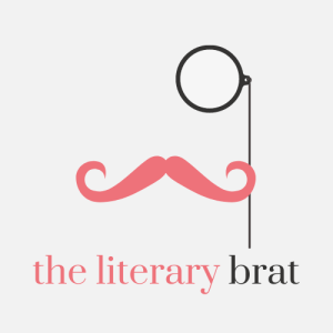 the literary brat logo