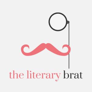 the literary brat logo